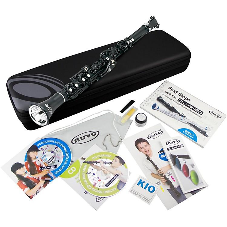 NuvoClarineo Starter KitBlack