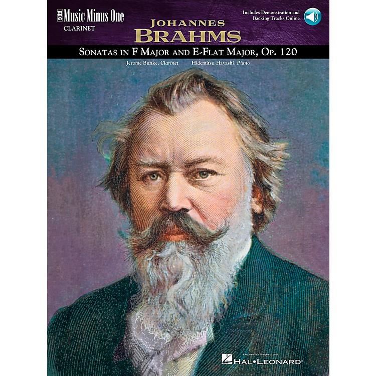 Hal LeonardClarinet Brahms Sonata