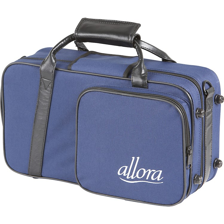 AlloraClarinet CaseBlue, with Exterior Pocket