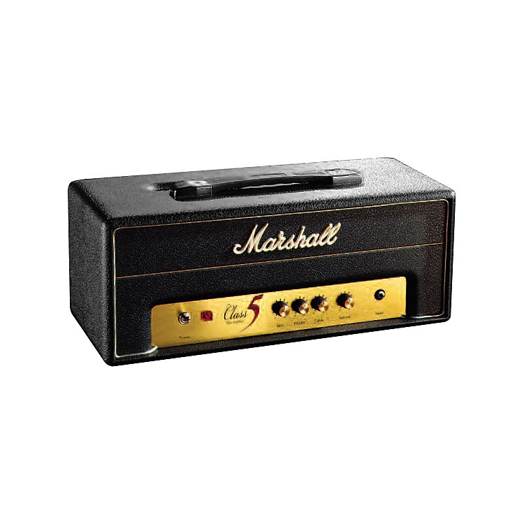 Marshall Class5 5W Tube Guitar amp Head Black