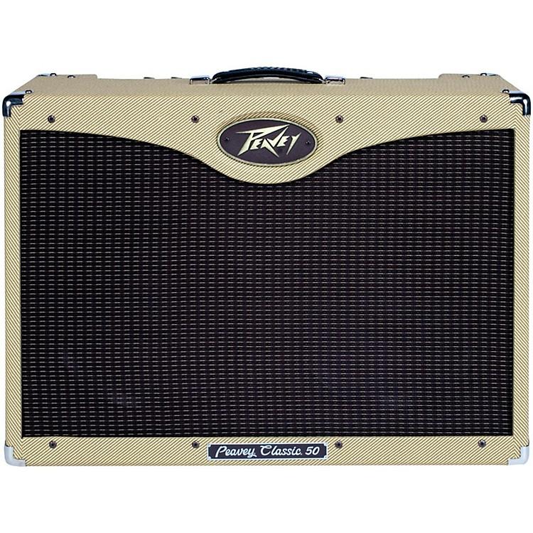 PeaveyClassic 50 50W 2x12 Tube Combo Guitar Amp