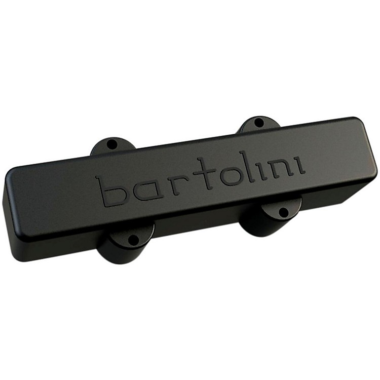 BartoliniClassic Bass Series 4-String J Bass Dual Coil Bright Tone Neck Pickup Short