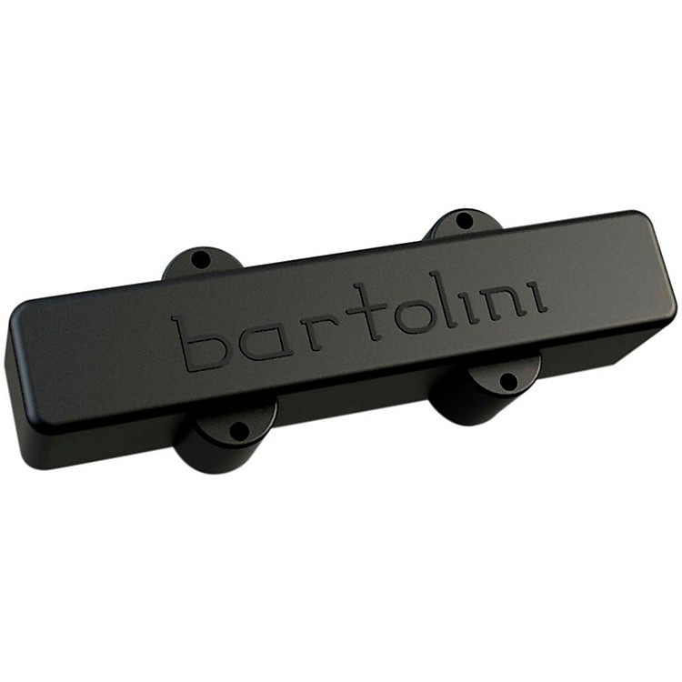 BartoliniClassic Bass Series 4-String J Bass Single Coil Deep Tone Neck Pickup Short