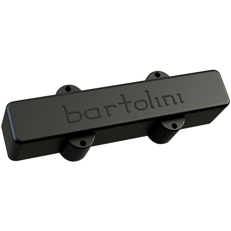 BartoliniClassic Bass Series 5-String Bass X4 Soapbar Dual Coil Pickups Set