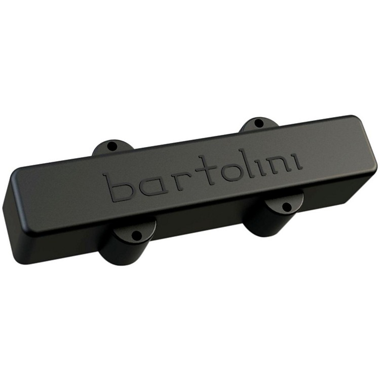 Bartolini Classic Bass Series 5-String J Bass Dual Coil Bright Tone Neck Pickup Short