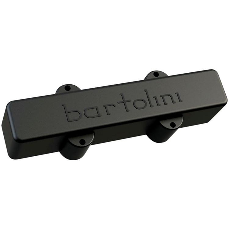 BartoliniClassic Bass Series 5-String J Bass Dual Coil Bright Tone Neck Pickup Short