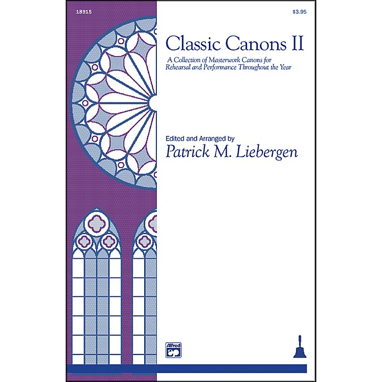 Alfred Classic Canons Volume II (Book)