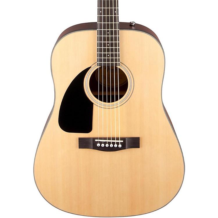 FenderClassic Design Series CD-100 Dreadnought Left-Handed Acoustic GuitarNatural