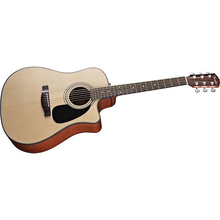 FenderClassic Design Series CD-100ce Dreadnought Cutaway Acoustic Electric Guitar