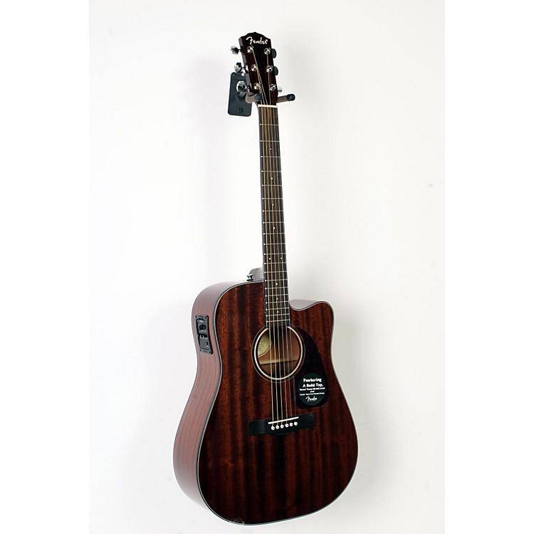 FenderClassic Design Series CD-140SCE All-Mahogany Cutaway Dreadnought Acoustic-Electric GuitarNatural888365899664