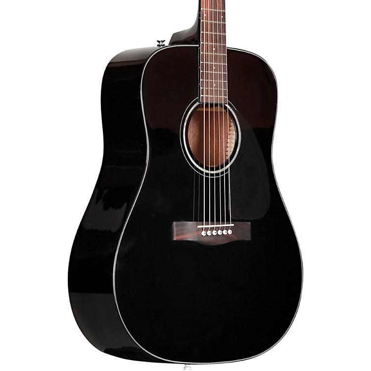 FenderClassic Design Series CD-60 Dreadnought Acoustic GuitarBlack