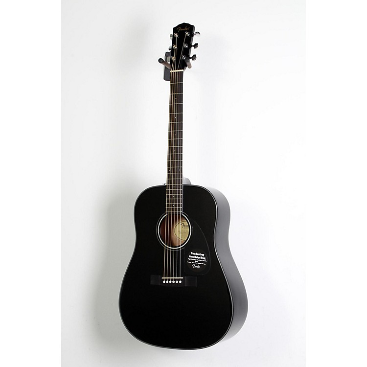 Fender classic design series cd 60 dreadnought acoustic for Acoustic guitar decoration