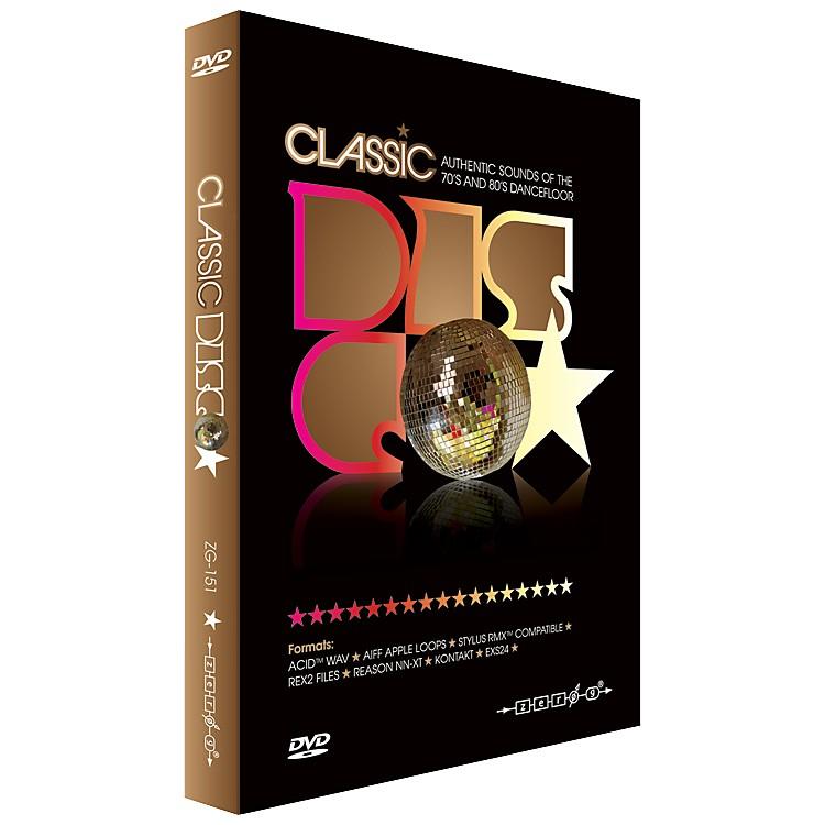 Zero GClassic Disco Groove Sample Collection