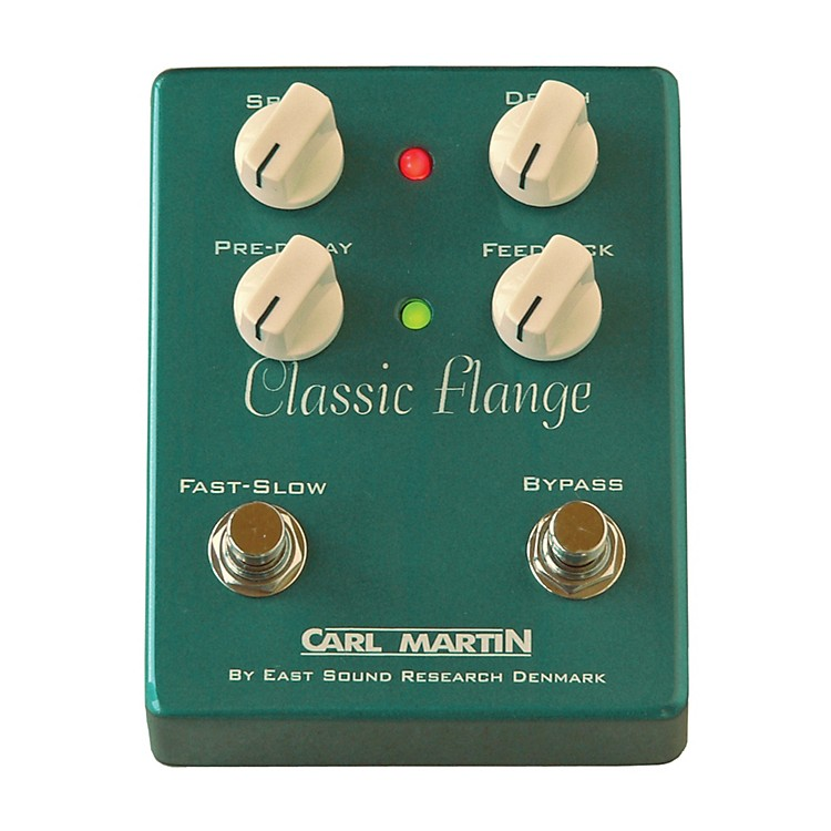 Carl MartinClassic Flange Version II Guitar Effects Pedal