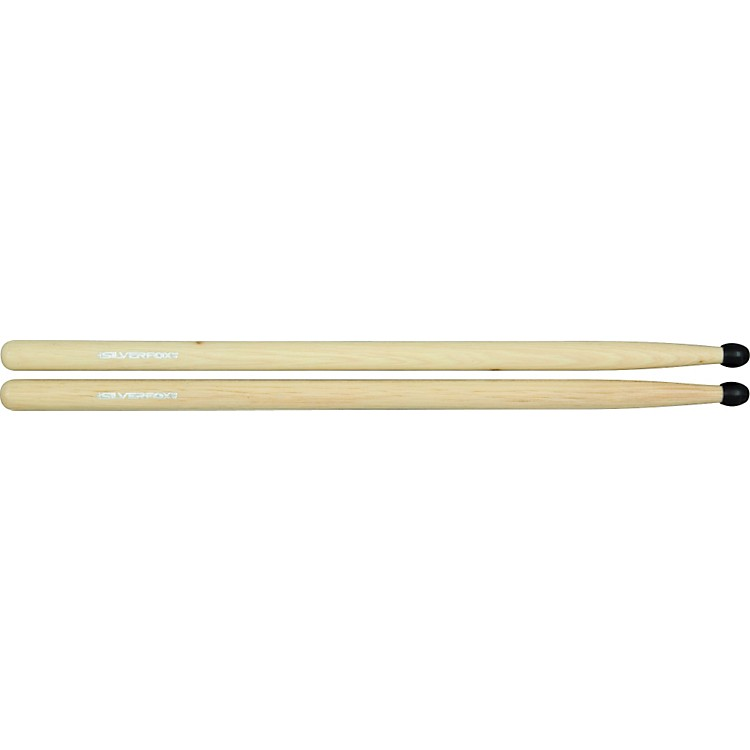 SilverFox Classic Hickory Marching Sticks