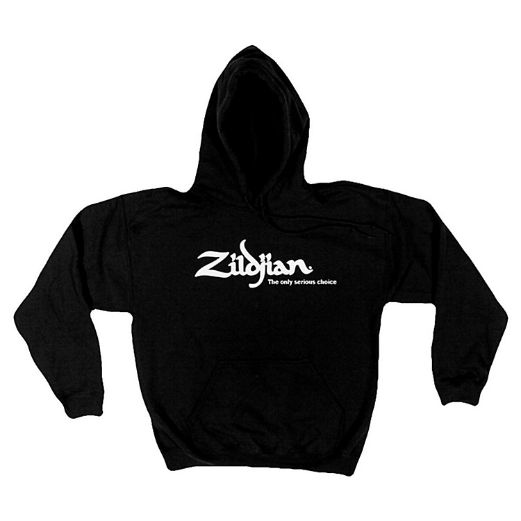 Zildjian Classic Hoodie The Only Serious Choice XL