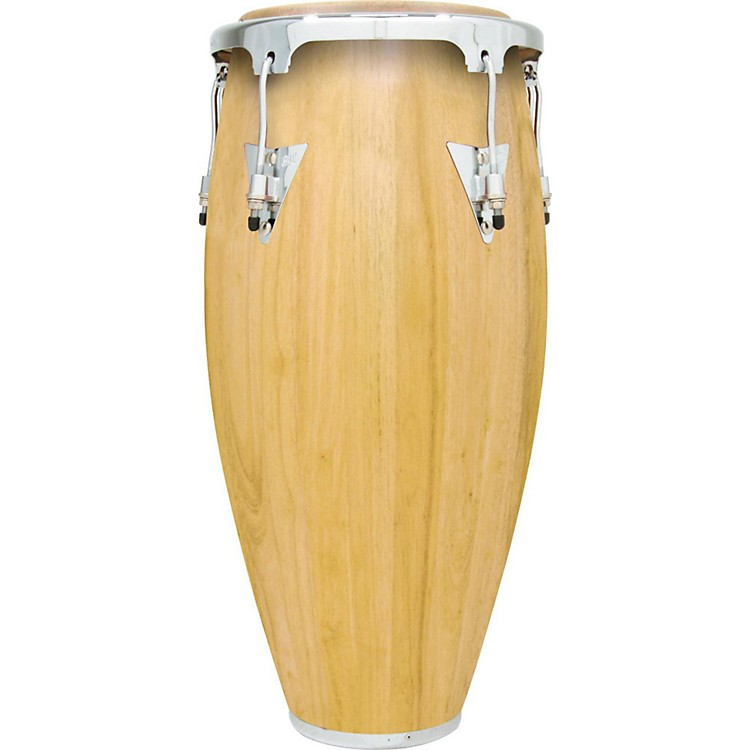 LPClassic II Series Conga with Chrome Hardware11.75 in.Natural