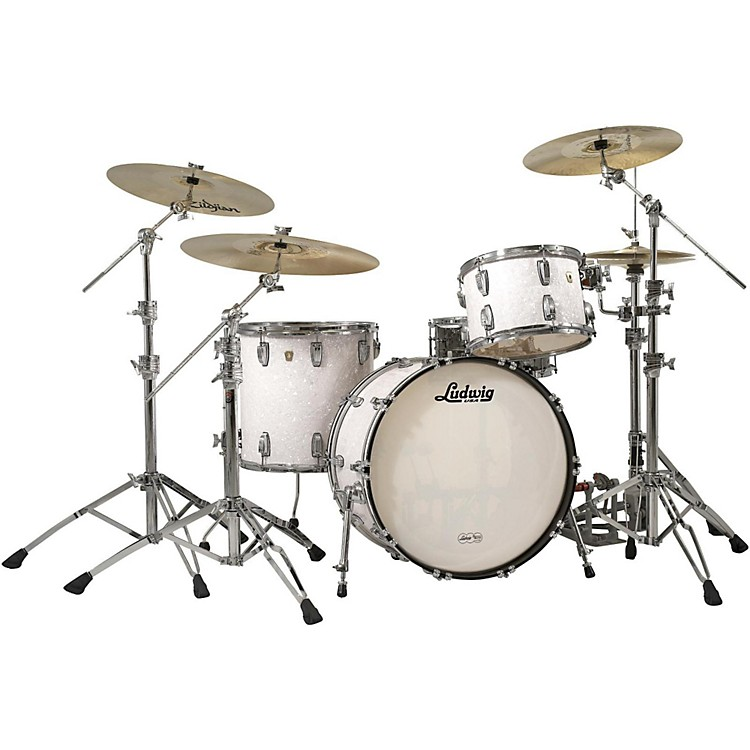 LudwigClassic Maple 3-Piece Shell Pack with 22