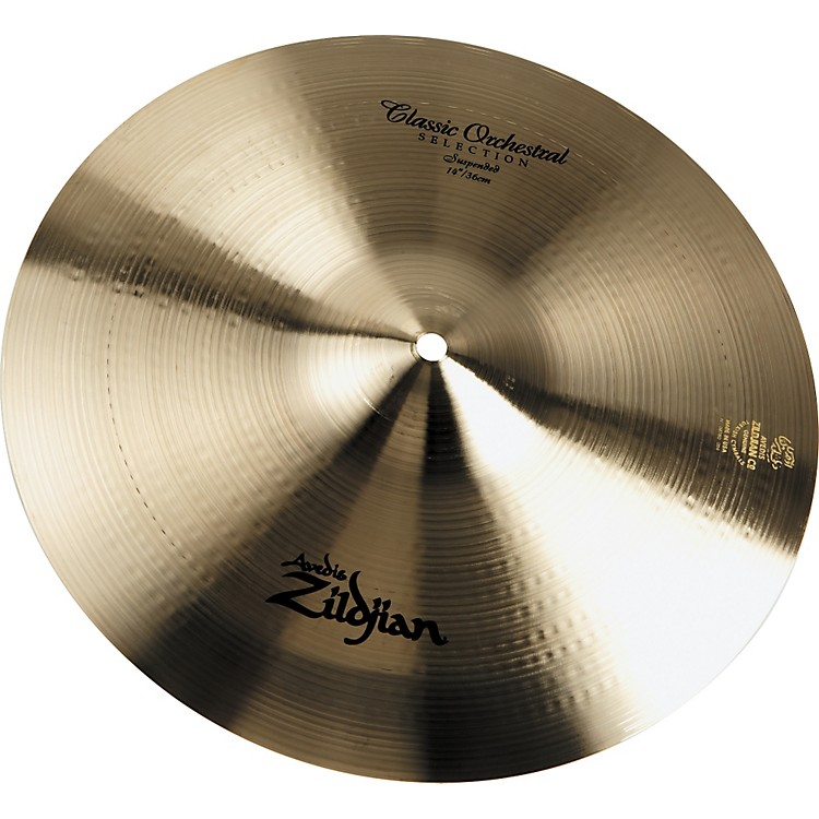 ZildjianClassic Orchestral Selection Suspended Thin14 Inch