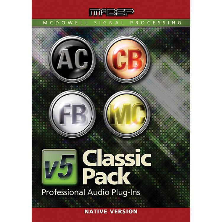 McDSPClassic Pack Native v5Software Download
