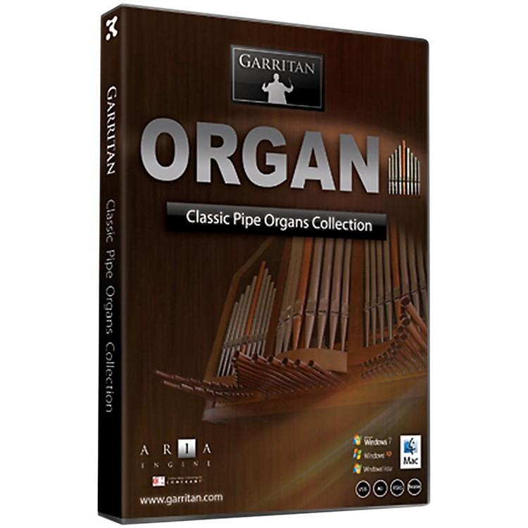 GarritanClassic Pipe Organs Software Download