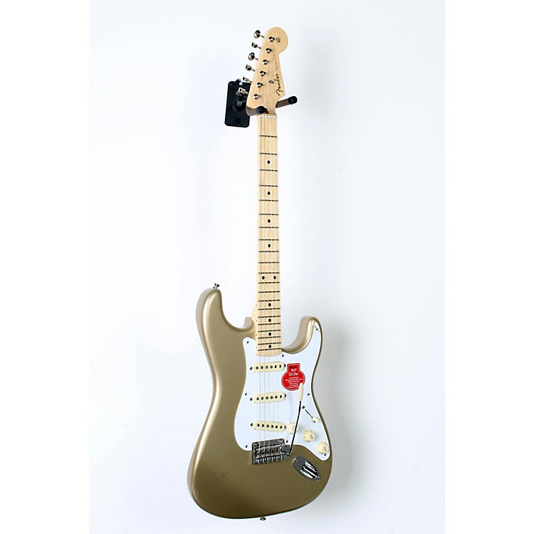 Fender Classic Player '50s Stratocaster Electric Guitar Shoreline Gold 888365834627