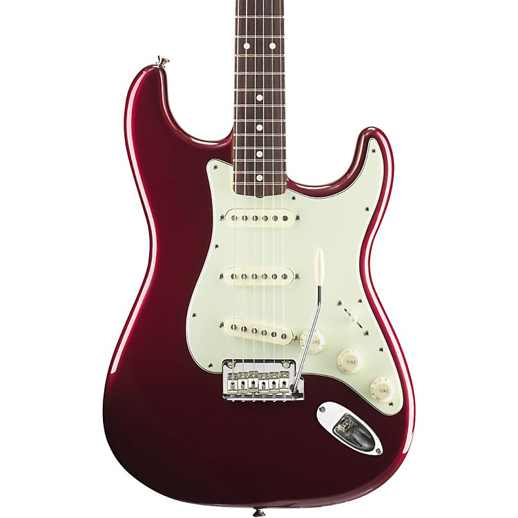 FenderClassic Player '60s Strat Electric GuitarCandy Apple Red
