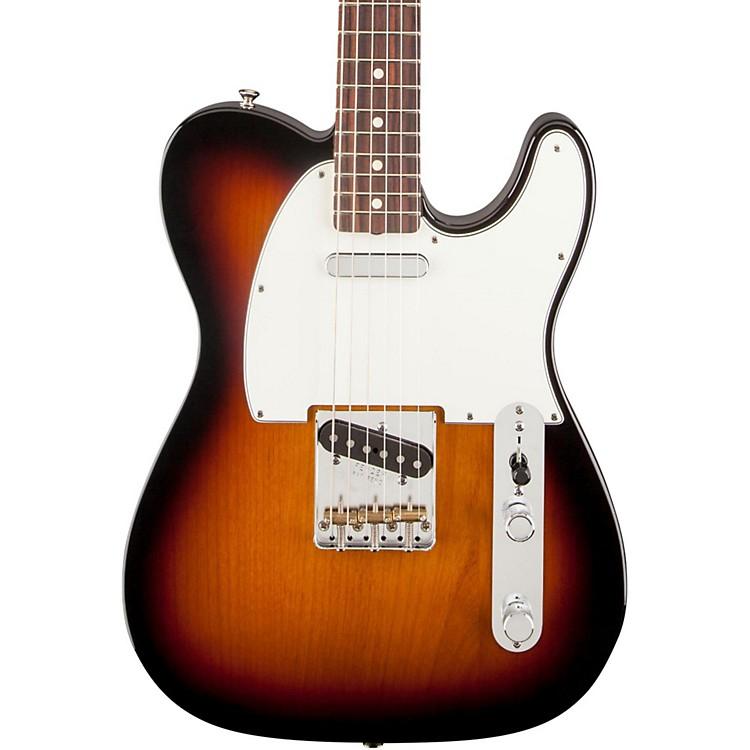 FenderClassic Player Baja 60's Telecaster Rosewood Fingerboard Electric Guitar3-Color Sunburst