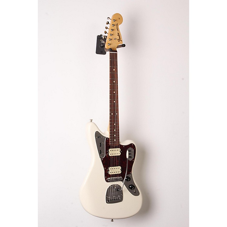 Fender Classic Player Jaguar Special HH Electric Guitar Olympic White 888365855653