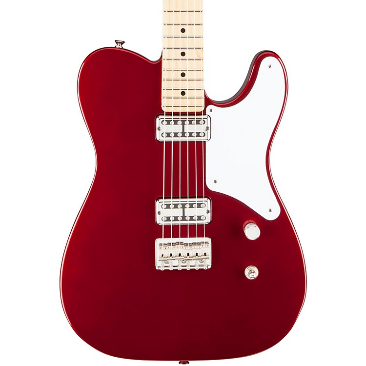 FenderClassic Player Series Cabronita Telecaster Electric GuitarCandy Apple Red