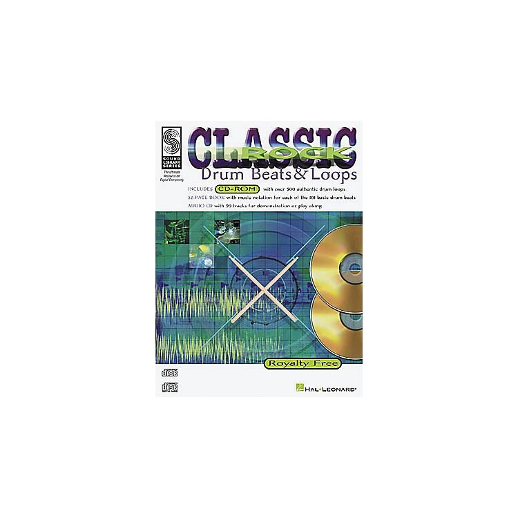 Hal LeonardClassic Rock Drum Beats and Loops (Drum)