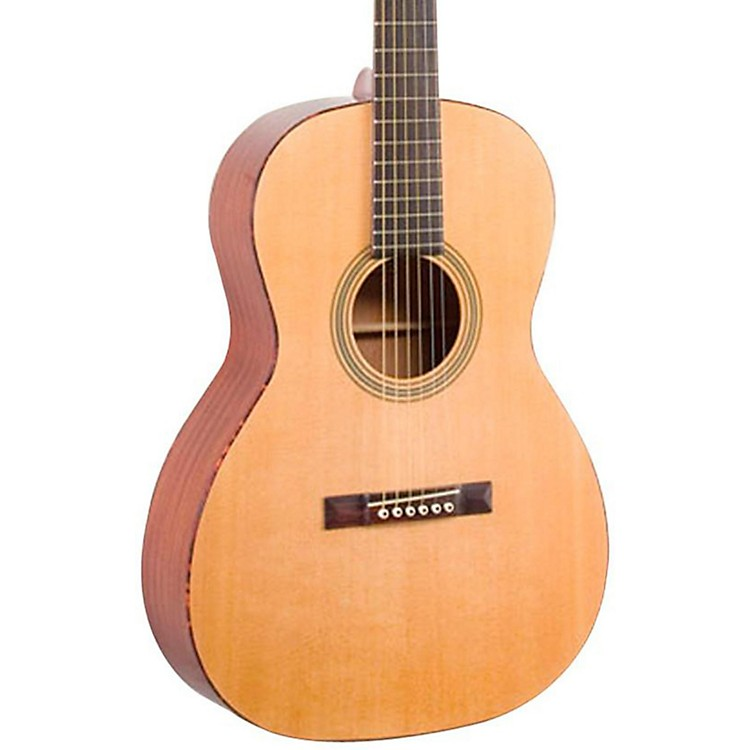 Recording KingClassic Series 12 Fret OOO Solid Top Acoustic Left-Handed GuitarNatural