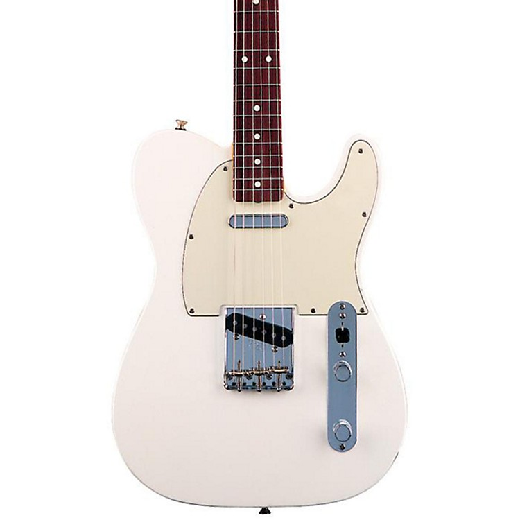 Fender Classic Series '60s Telecaster Electric Guitar Olympic White