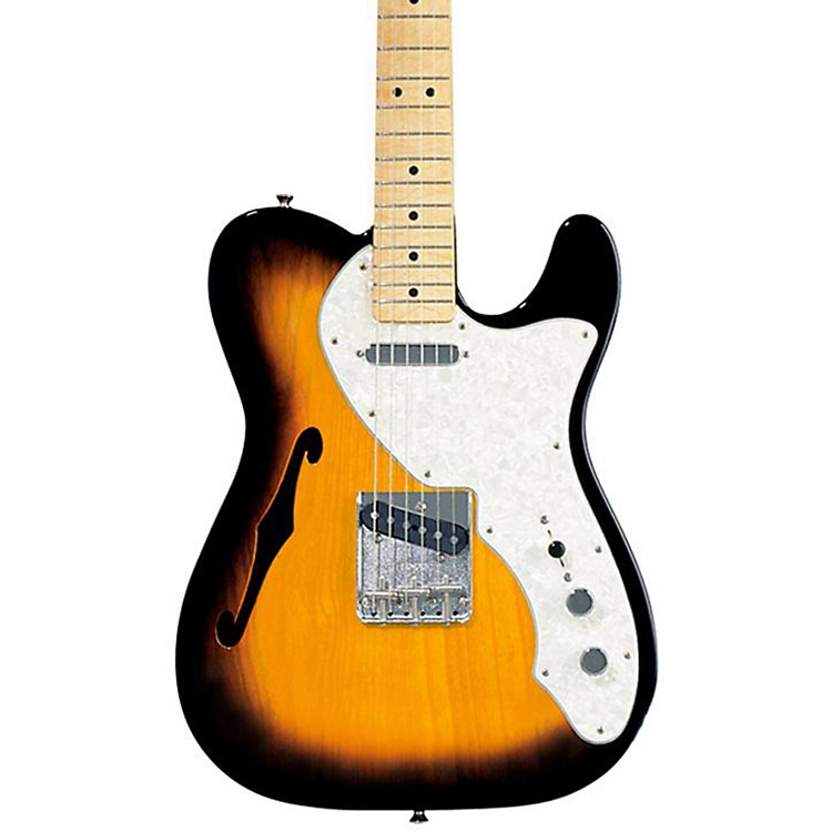 FenderClassic Series '69 Telecaster Thinline Electric Guitar