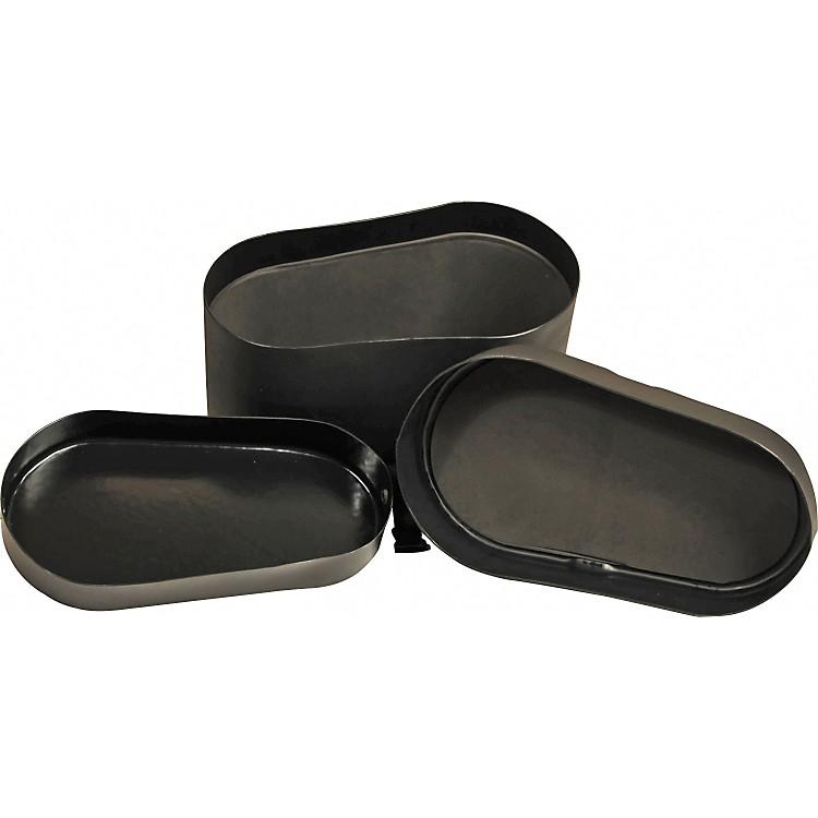 Protechtor CasesClassic Series Deluxe Bongo Case, Foam-linedBlack