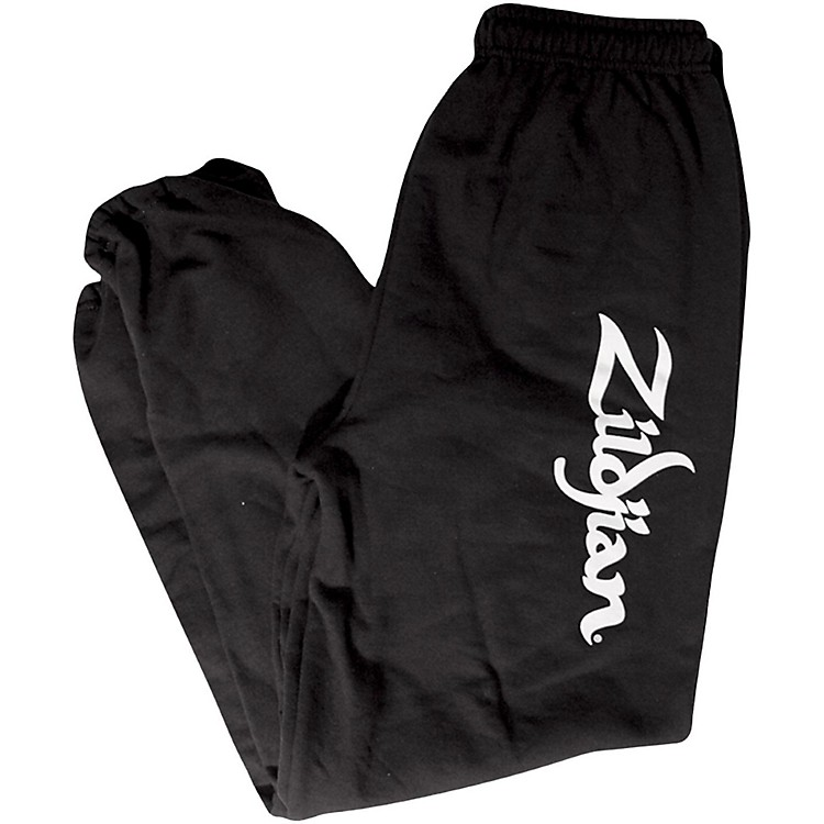 Zildjian Classic Sweatpants, Black Medium Medium