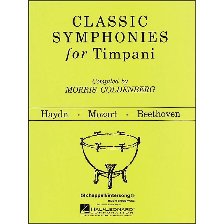 Hal LeonardClassic Symphonies for Timpani