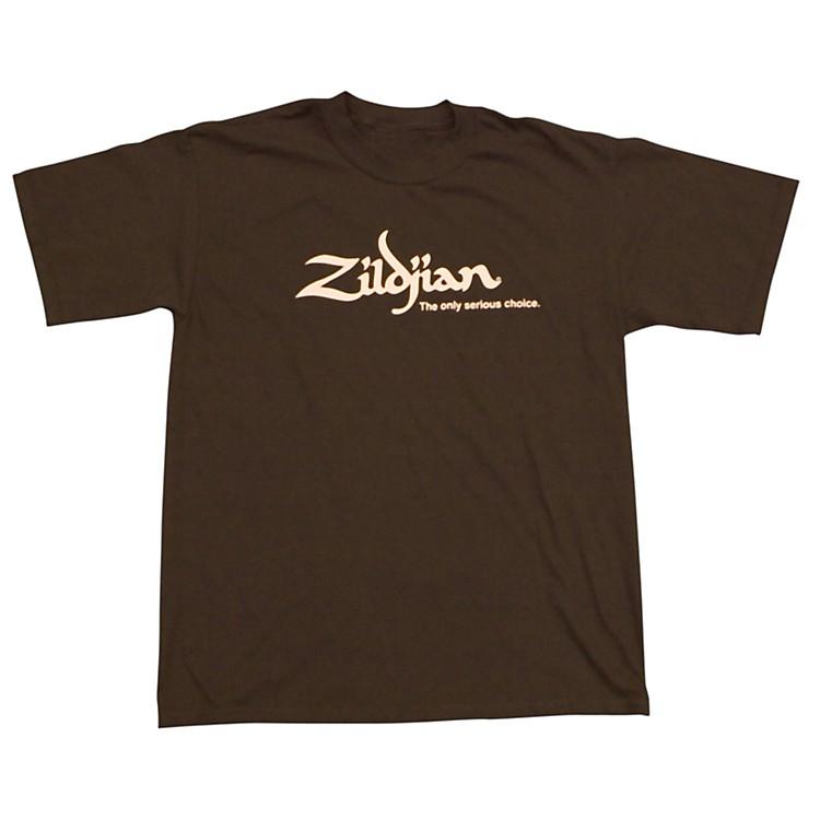 ZildjianClassic T-ShirtChocolateExtra Extra Large