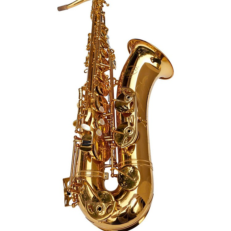 MACSAX Classic Tenor Saxophone Honey Gold Lacquer