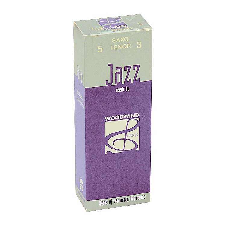 Woodwind Paris Classic Tenor Saxophone Reeds Strength 3