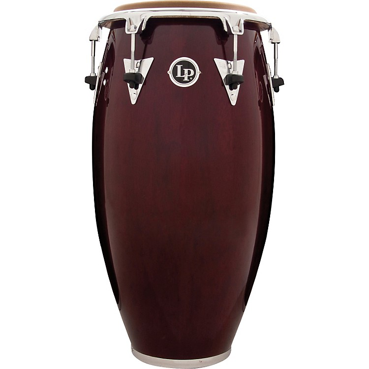 LP Classic Top Tuning Conga 12.5 in. Tumba Wine Red