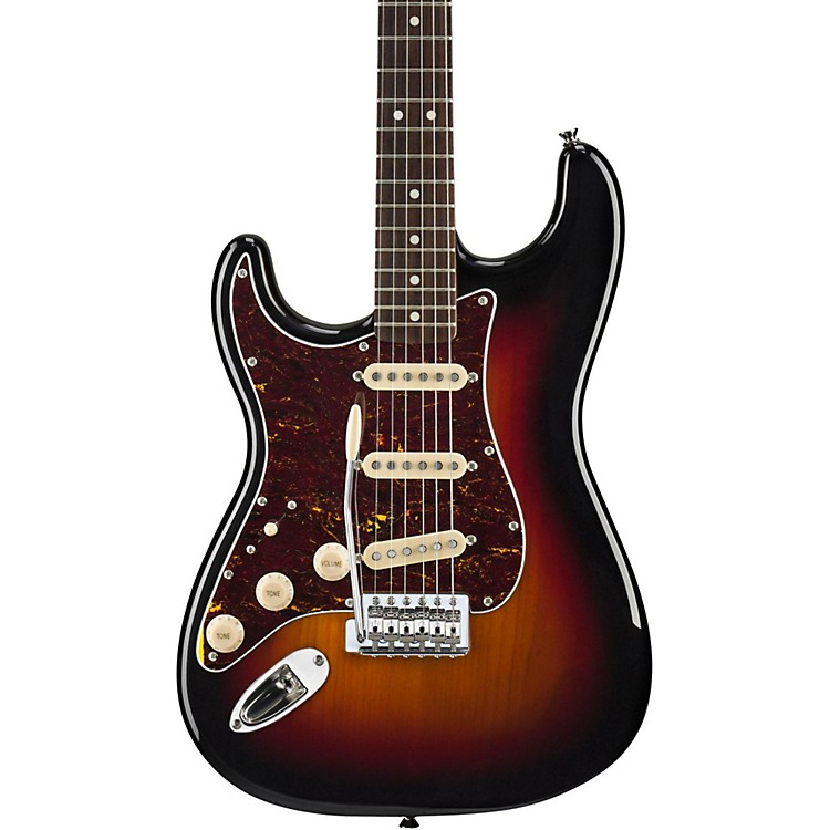 Squier Classic Vibe Left-Handed '60s Stratocaster Electric Guitar 3-Color Sunburst