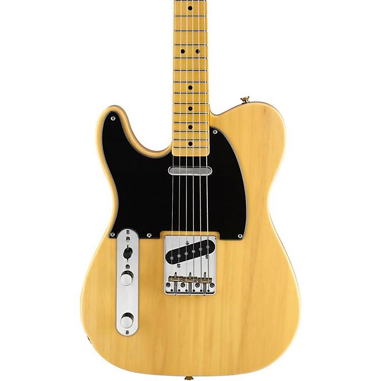SquierClassic Vintage Left-Handed '50s Telecaster Electric GuitarButterscotch Blonde