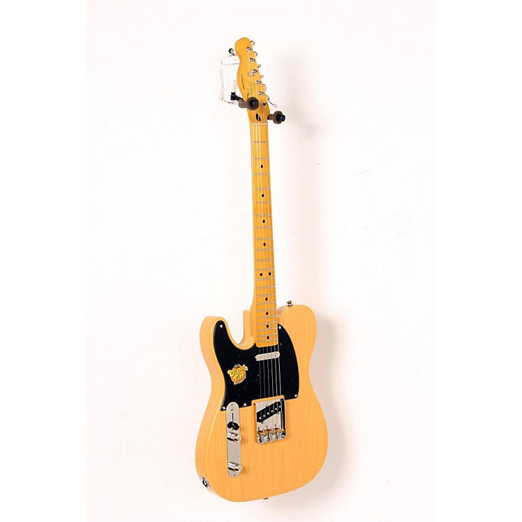 Squier Classic Vintage Left-Handed '50s Telecaster Electric Guitar Butterscotch Blonde 888365907826