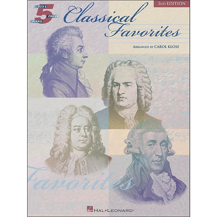 Hal LeonardClassical Favorites for Five Finger Piano