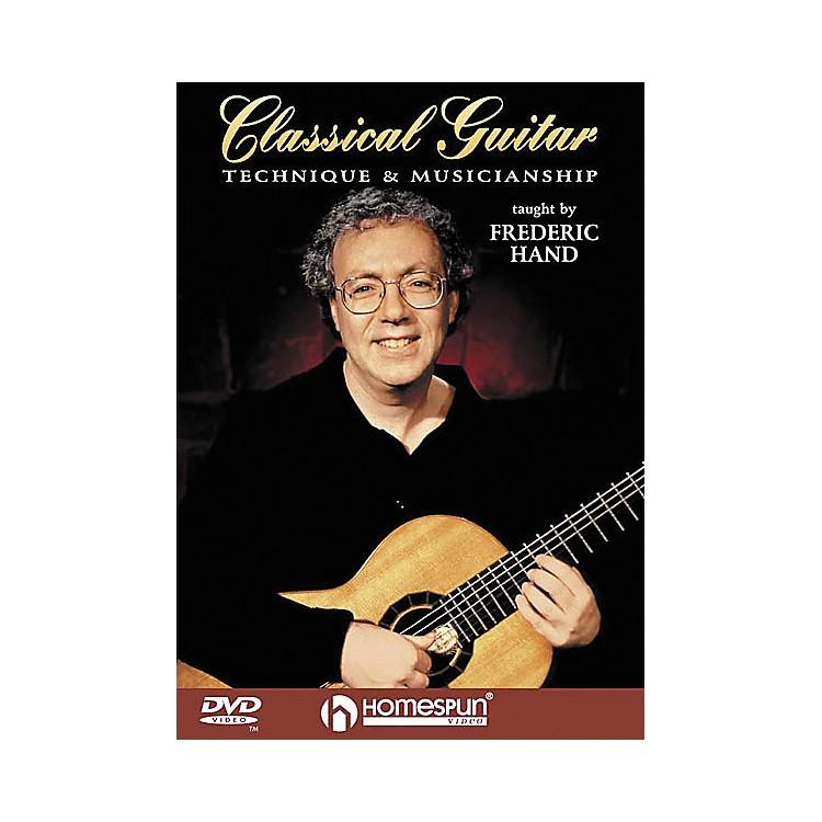 HomespunClassical Guitar (DVD)