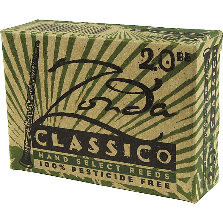ZondaClassico Bb Clarinet Reeds