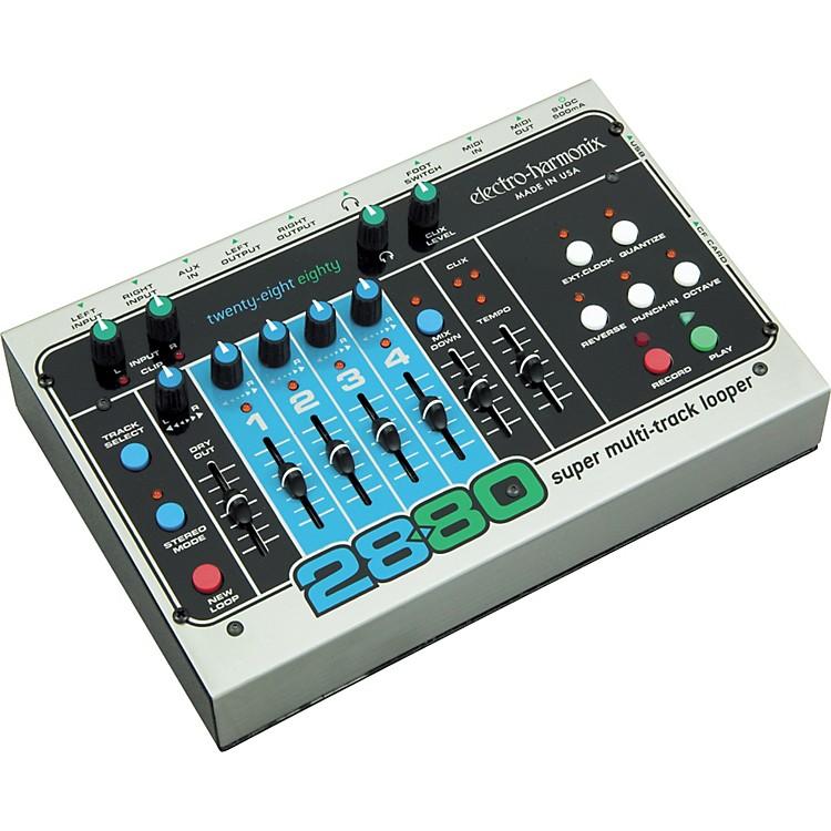 Electro-Harmonix Classics 2880 Super Multitrack Looper Guitar ...