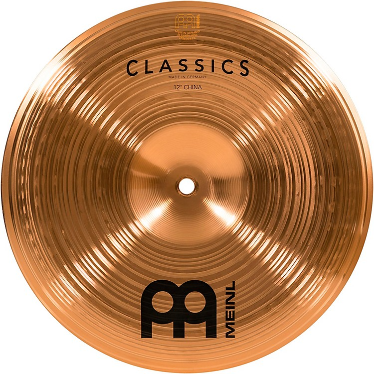 MeinlClassics China Cymbal12 in.