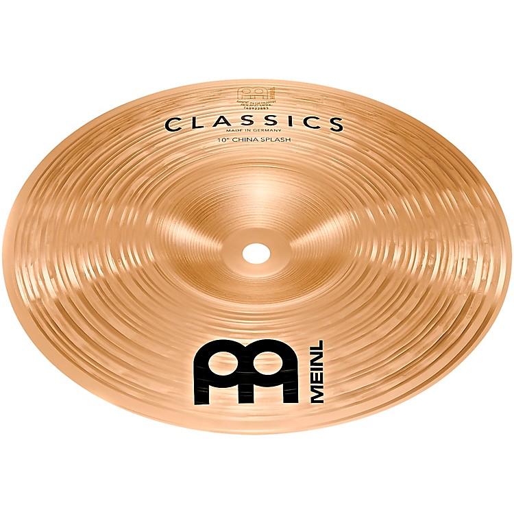 MeinlClassics China Splash Cymbal10 in.